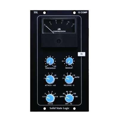 SSL G Comp Stereo Bus Compressor 500