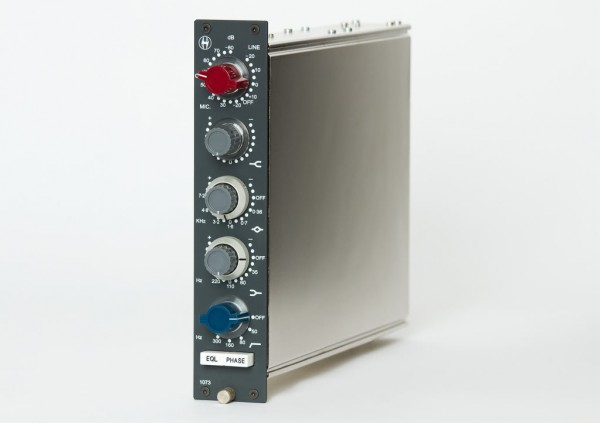 Heritage Audio 1073 Preamp mit 3-Band EQ