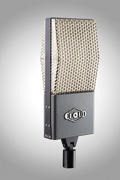 Cloud JRS-34-P Passive Ribbon Microphone