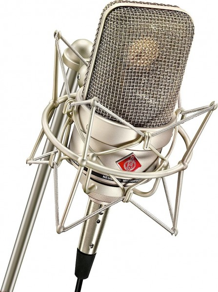 Neumann TLM 49 nickel Studio-Set
