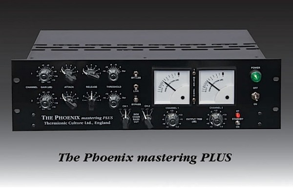 Thermionic Culture Phoenix Mastering Plus