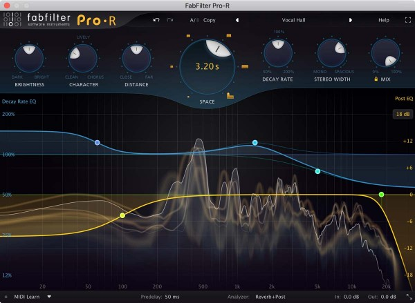 FabFilter PRO-Q 3 Gui ESD Equalizer Plugin