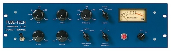 TUBE-TECH CL 1B - 1-Kanal Kompressor/Limiter