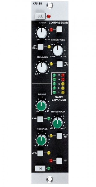 SSL XLogic X-Rack E Series Dynamics Module