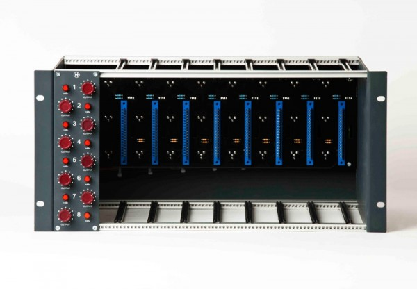 Heritage Audio FRAME8 8-Slot Rack mit PSU