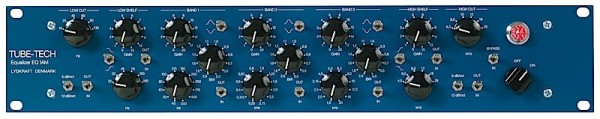 TUBE-TECH EQ 1AM - 1-Kanal Fullrange-Equalizer (Mastering-Version)