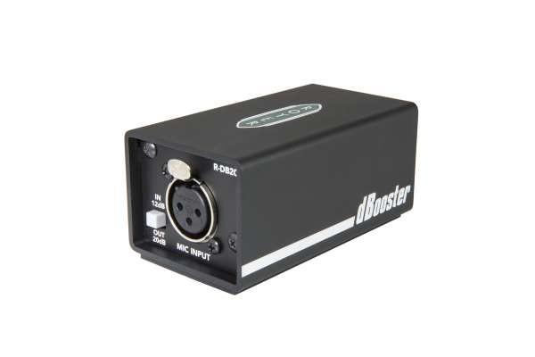 Royer dBooster dB20 In-line Signalverstärker