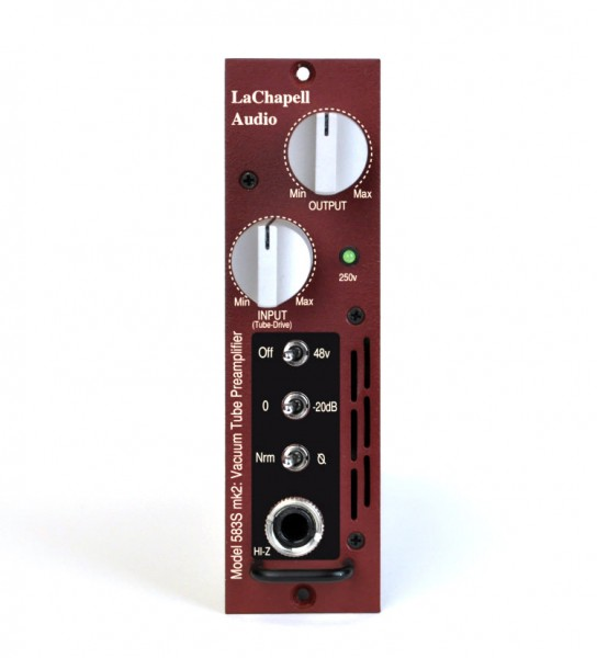 LaChapell Audio 583s