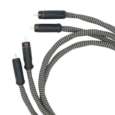 VOVOX sonorus direct A Interconnect Kabel Stereo-Paar Cinch zu Cinch 1,0m 6.7802