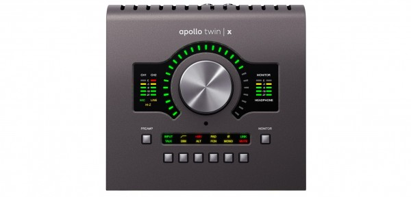 Universal Audio Apollo Twin X QUAD - Versandretoure