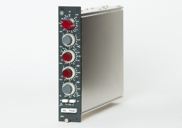 Heritage Audio 6673 Preamp mit 4-Band EQ