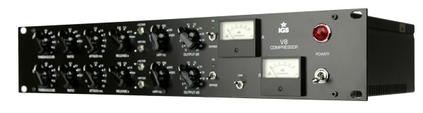 IGS Audio V8 Kompressor