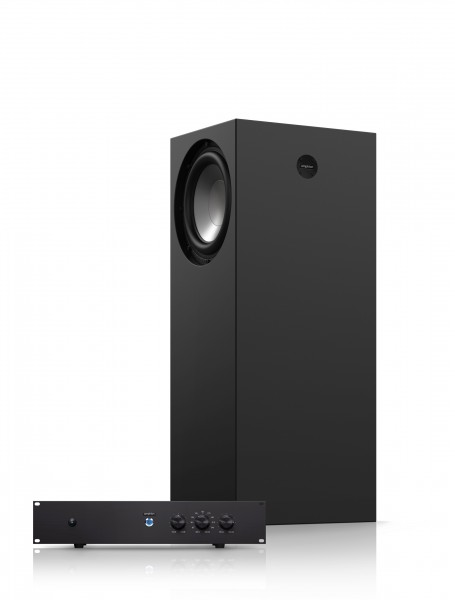 Amphion Flexbase25 Active Stereo Bass Extension System Subwoofer