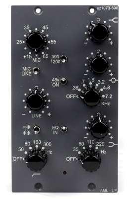 AML EZ1073 Mic / Line Amp / EQ