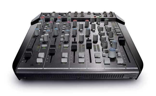 solid state logic ssl six desktop mixer peakhouse audio pro rh peakhouse audio de