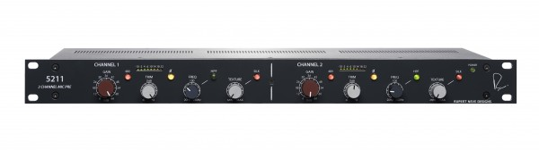 RND Rupert Neve Designs 5211 - 2-Kanal Mikrofonvorverstärker