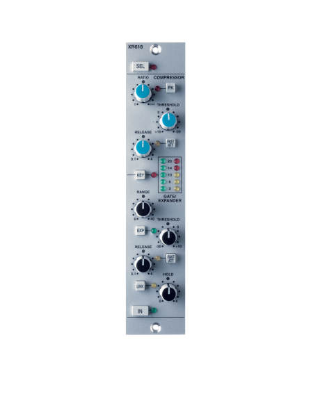 SSL XLogic X-Rack Dynamics Module
