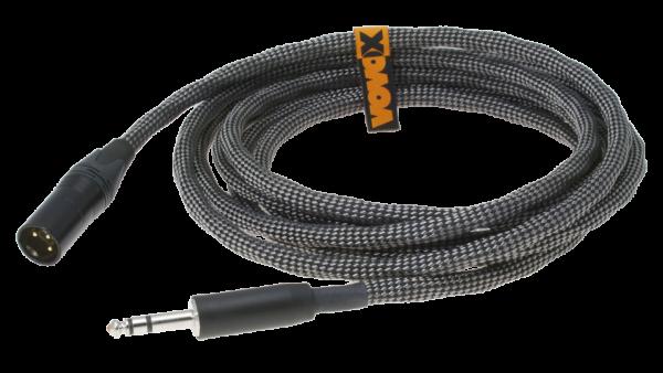 VOVOX sonorus direct S Stereoklinke zu XLRm 7,5m 7.3302-750
