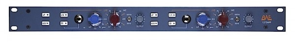 BAE Audio 1073 MPF Dual Channel mit Netzteil