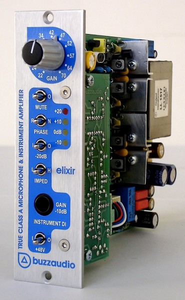 Buzz Audio Elixier