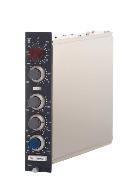 Heritage Audio 1084 Preamp mit 3-Band EQ