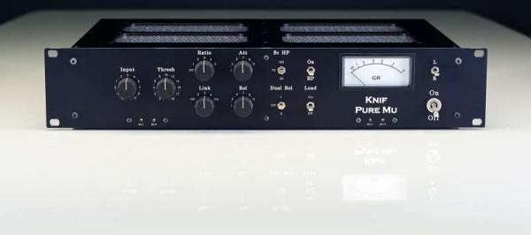 Knif Audio PURE MU - Stereo Röhrenkompressor
