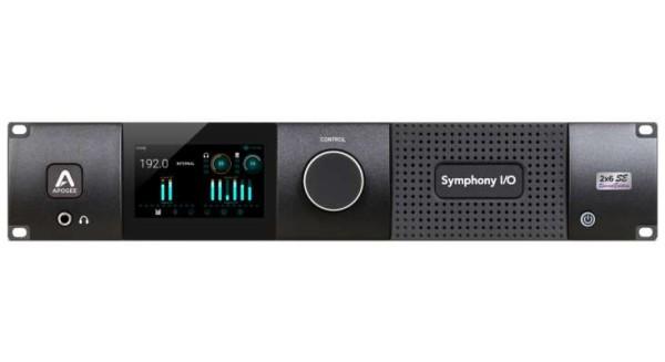 Apogee SYMPHONY I/O Mk II SE 2X6 Pro Tools HD