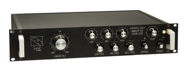 Gyraf Audio Gyratec XXIII Ambler Tilting Equalizer