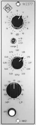 Roger Schult Universalfilter W2377 MK2