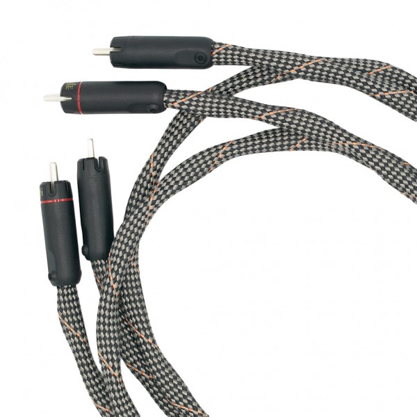 VOVOX sonorus protect A Interconnect Kabel Stereo-Paar Cinch zu Cinch 1m 6.3214