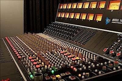 AP| 1608 Recording Mischpult