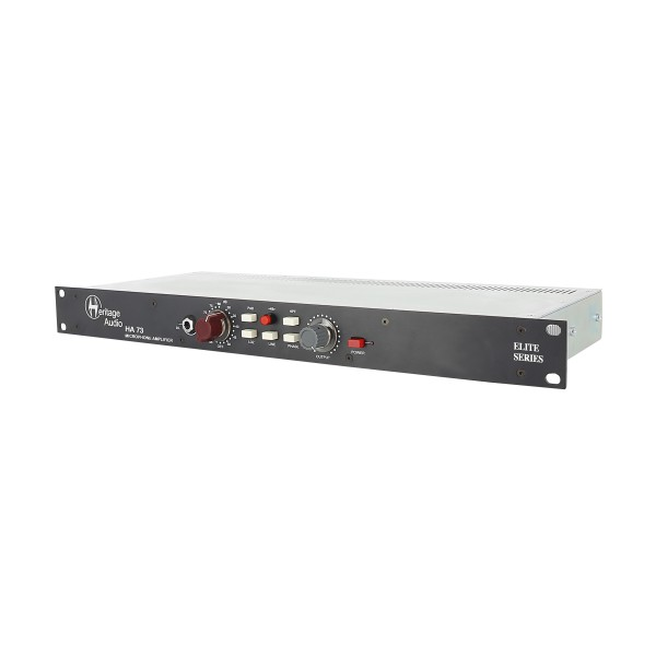Heritage Audio HA73 ELITE 1-Kanal Preamp