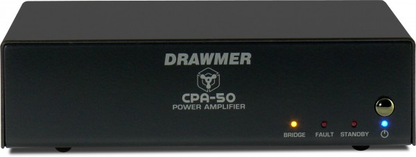 Drawmer CPA-50 Monitor-Leistungsverstärker