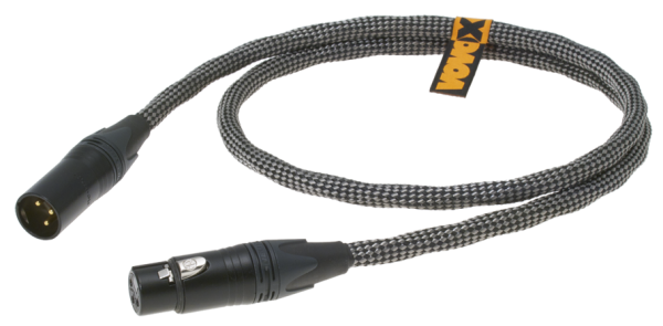 VOVOX sonorus direct S 6.3301, XLRf zu XLRm, 1m