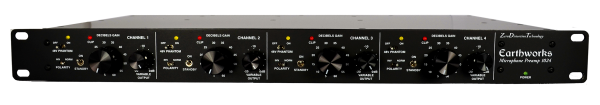 Earthworks 1024 ZDT 4-Kanal Preamp