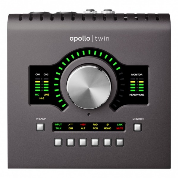 Universal Audio Apollo Twin DUO MKII Heritage Edition - Versandretoure