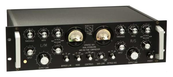 Gyraf Audio Gyratec XXII Dual/Stereo/MS Vari-Mu Compressor