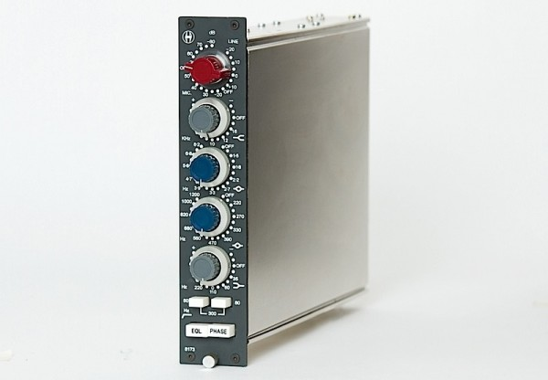 Heritage Audio 8173 Preamp mit 4-Band EQ