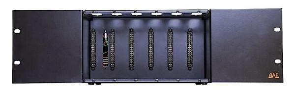 BAE Audio 6-Modul Rack + 48V + Netzteil