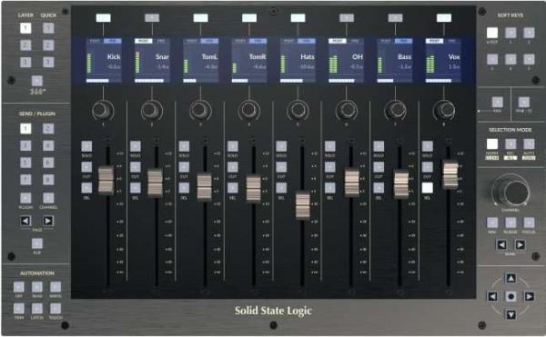 SSL UF8 DAW Controller