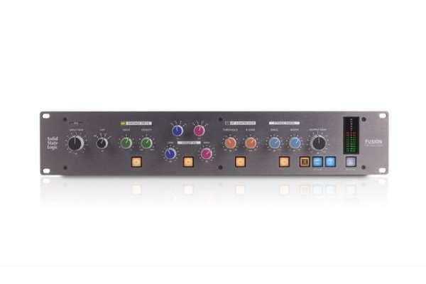 SSL Solid State Logic FUSION Stereo Sound Processor frontpanel