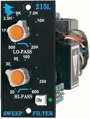 API 215L HPF und LPF