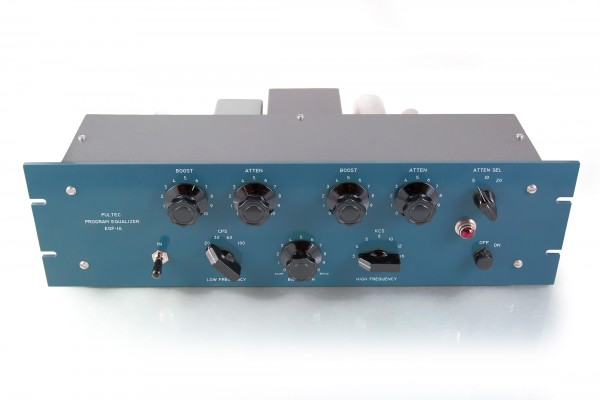 Pulse Techniques EQP-1A Matched Pair