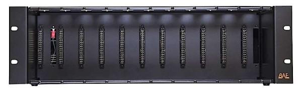 BAE Audio 11-Modul Rack + 48V + Netzteil
