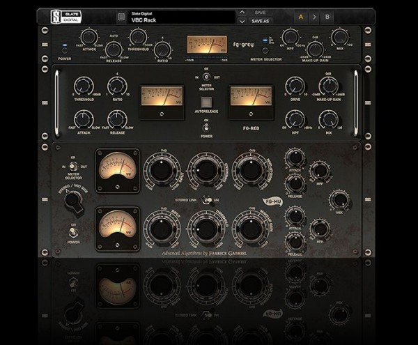 Slate Digital VBC Virtual Bus Compressors Plugin Fairchild Vari-Mu