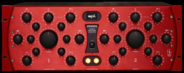 SPL PassEQ red