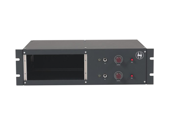 Heritage Audio RACK2 2-Slot 80er Modulrahmen