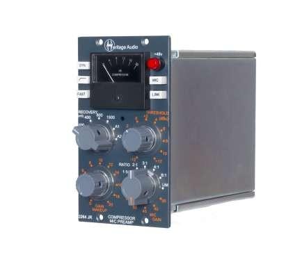Heritage Audio 2264JR Kompressor und Preamp - B-Stock