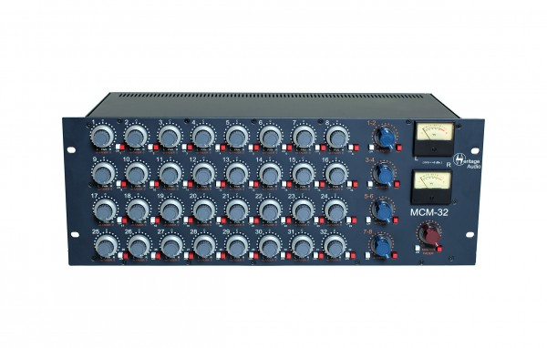 Heritage Audio HAMCM-32 32-Kanal Summierer