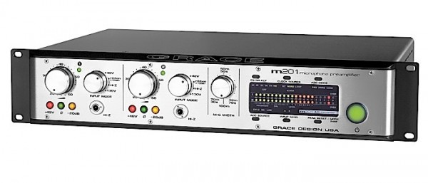 Grace Design m201 Mikrofonpreamp + A/D Wandler